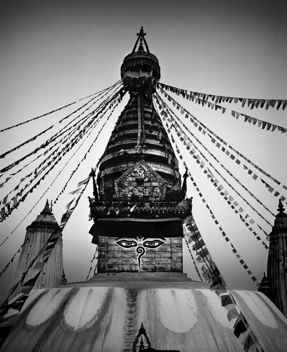 Stupa - Kathmandu, Nepal