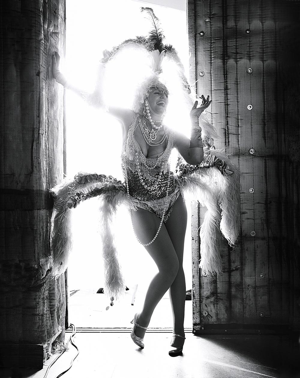 Showgirl - Los Angeles, CA