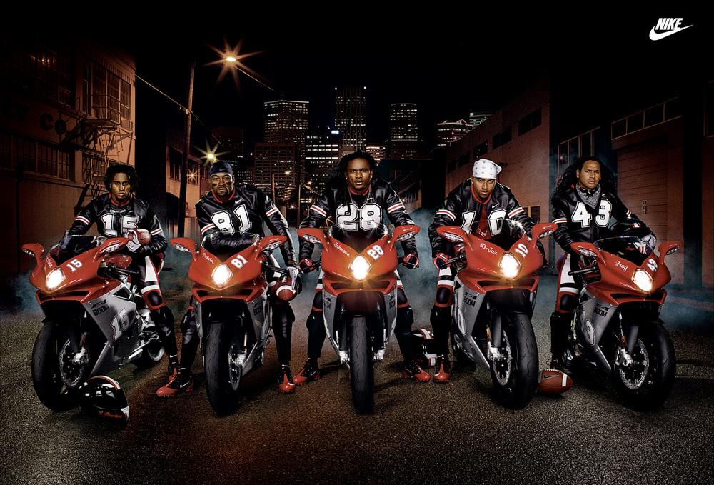 "Nike NFL ""Speed"" - Portland, OR"
