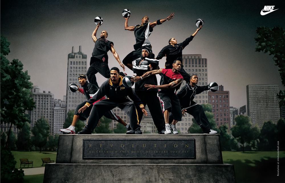 "Nike NBA ""Revolution"" - Los Angeles, CA"