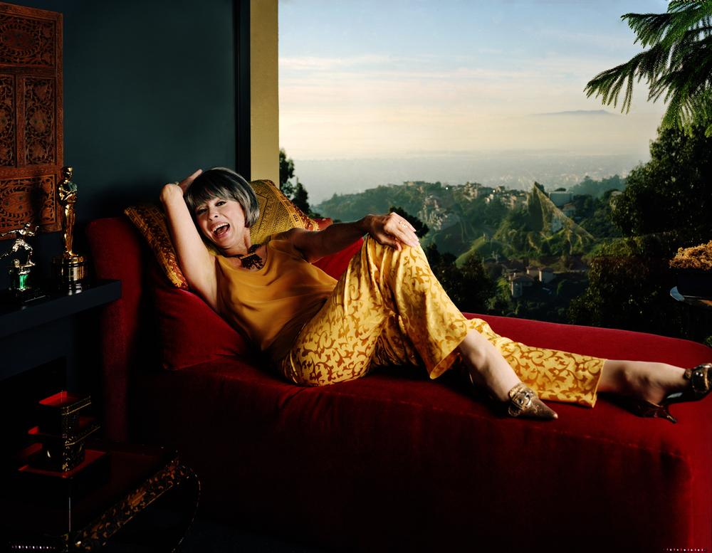 Rita Moreno - Berkeley, CA