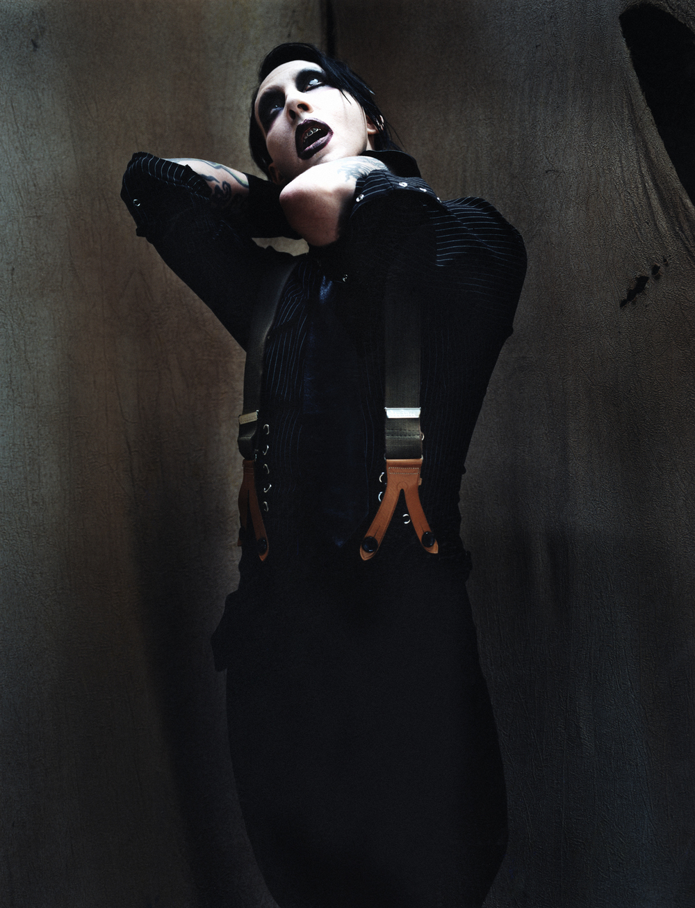 Marylin Manson - Los Angeles, CA