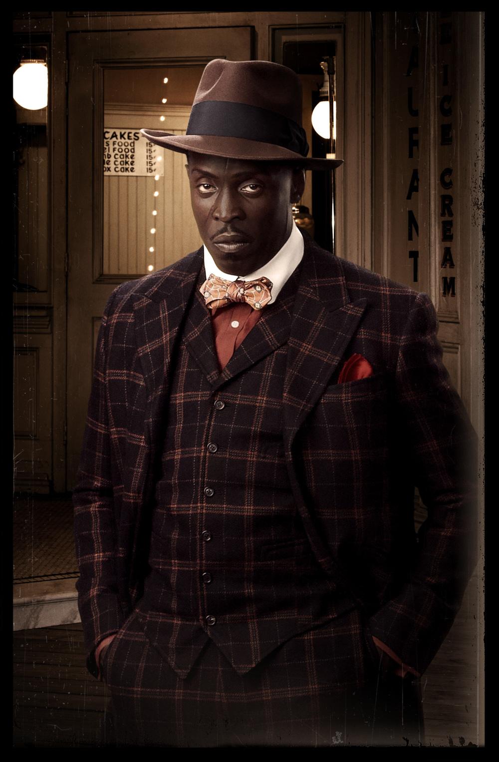 Michael Kenneth Williams for HBO's Boardwalk Empire - Brooklyn, NY
