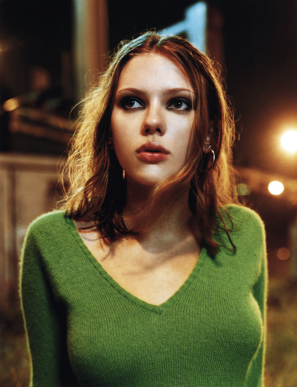 Scarlett Johansson - NYC