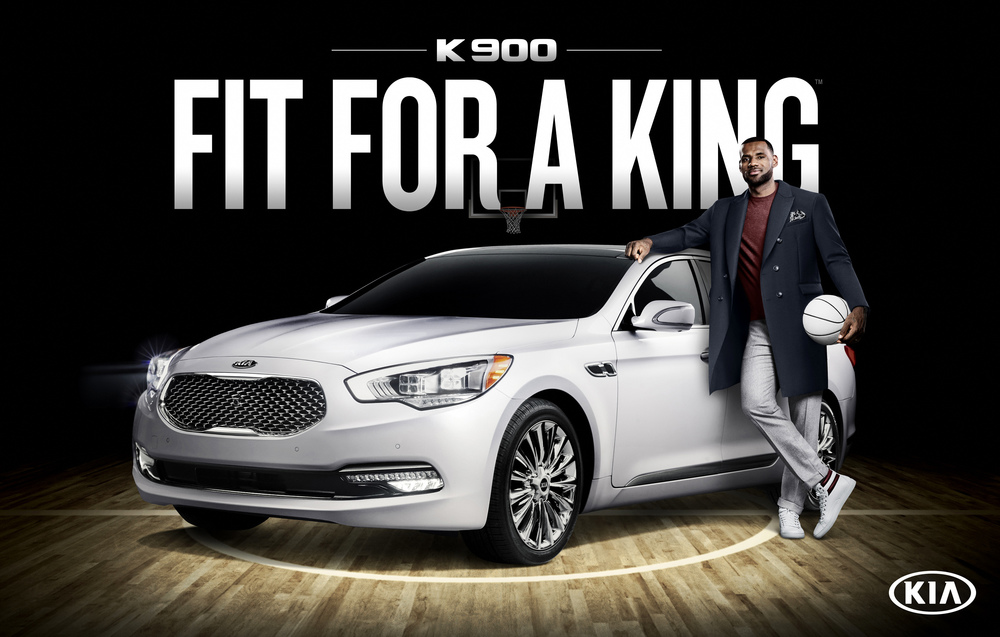 Lebron James for Kia - Los Angeles, CA