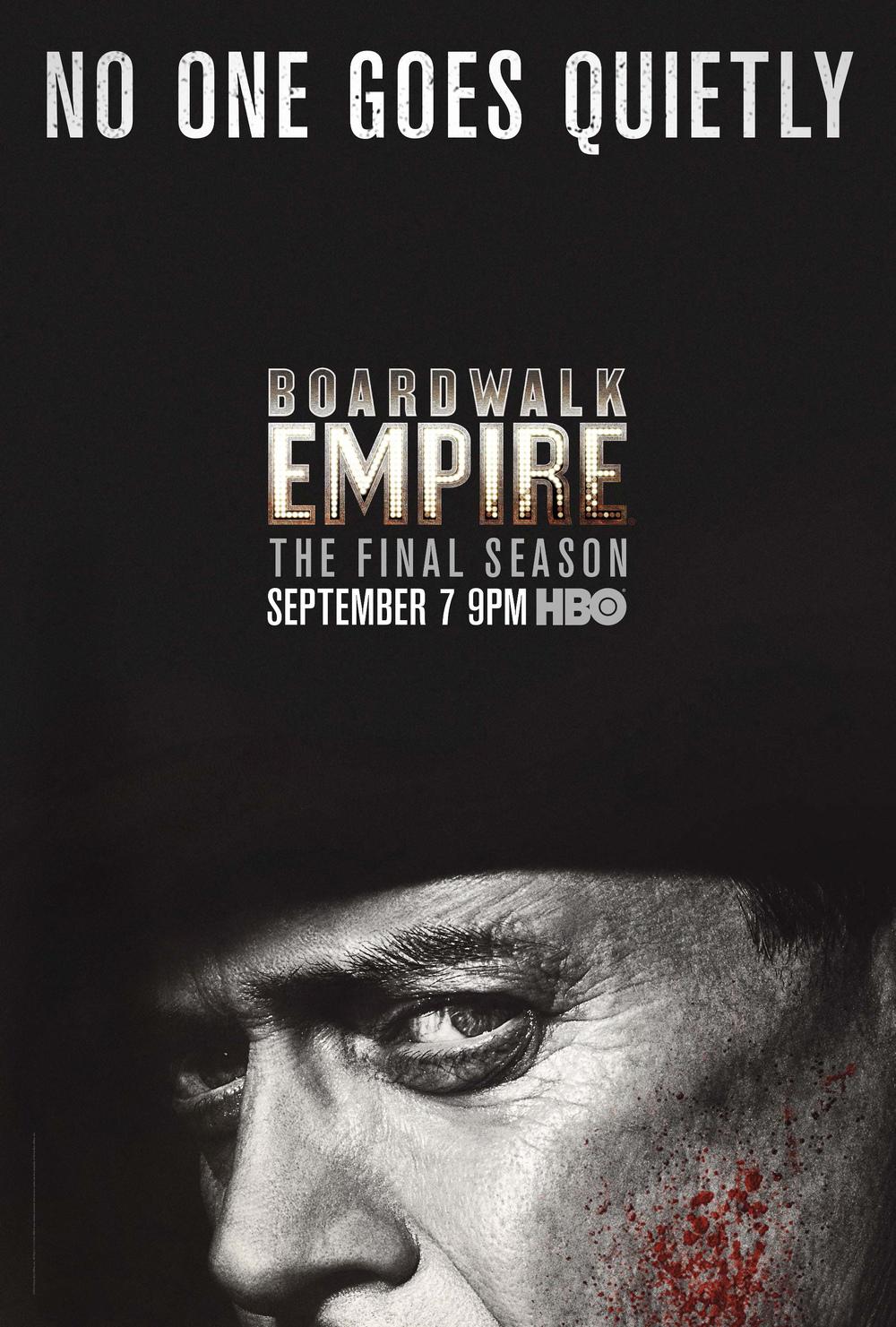 Steve Buscemi for HBO's Boardwalk Empire Season 5 - Brooklyn, NY
