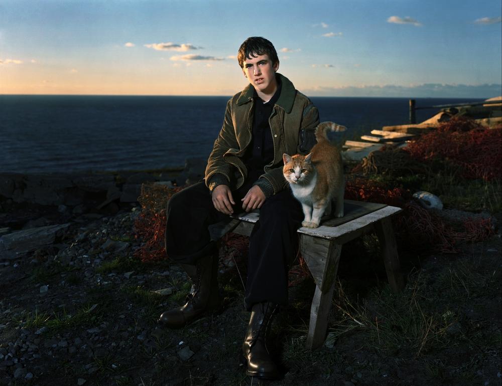 Fisherman - Mabu, Novia Scotia