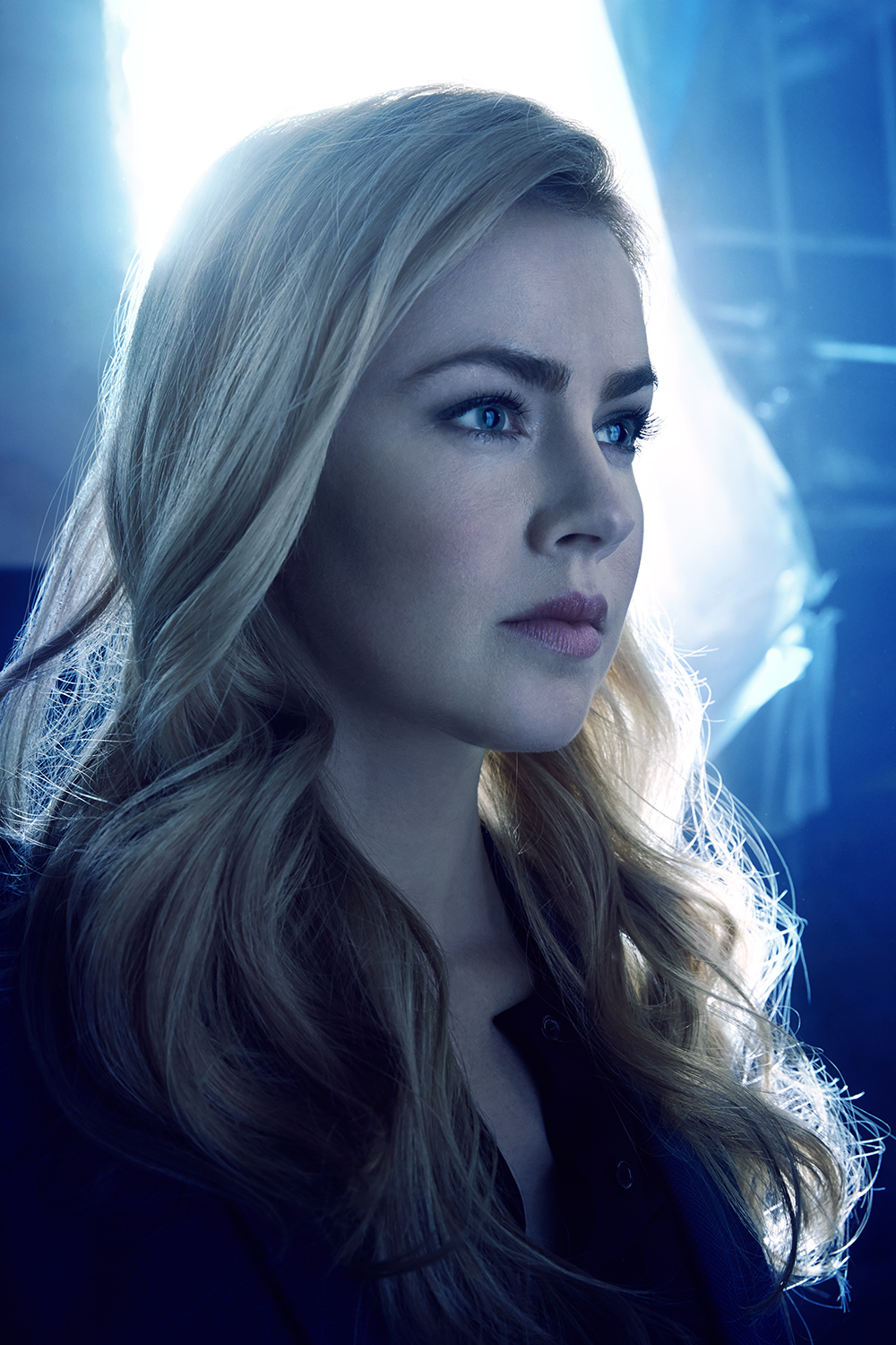 SyFy - Amanda Schull in 12 Monkeys - New York City