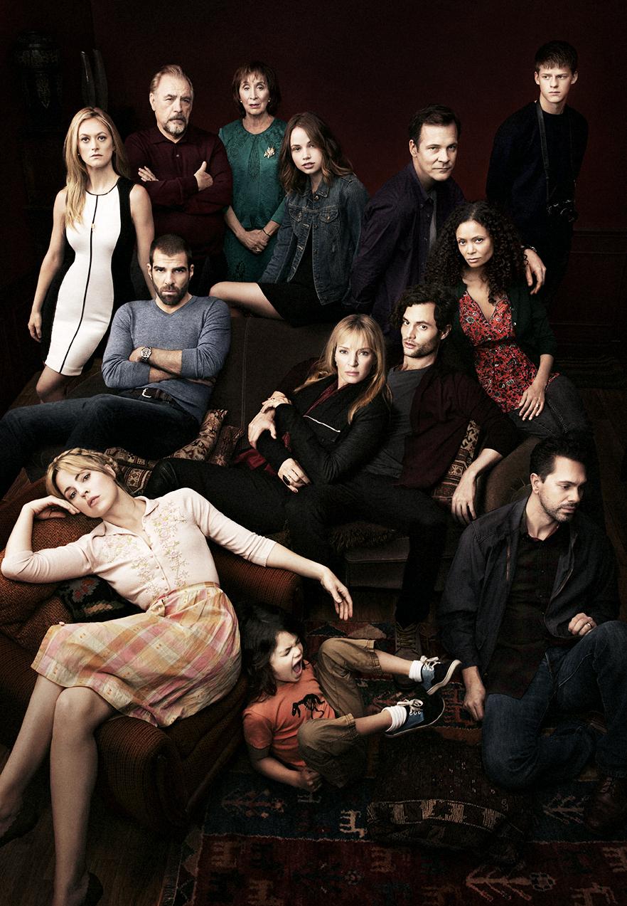 Cast of The Slap for NBC - Brooklyn, NY