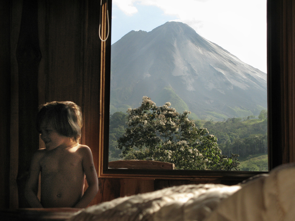 Charley - Arenal, Costa Rica
