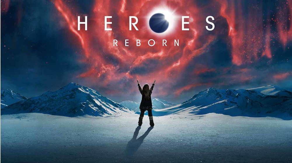 NBC's Heroes Reborn campaign - Montreal, Canada