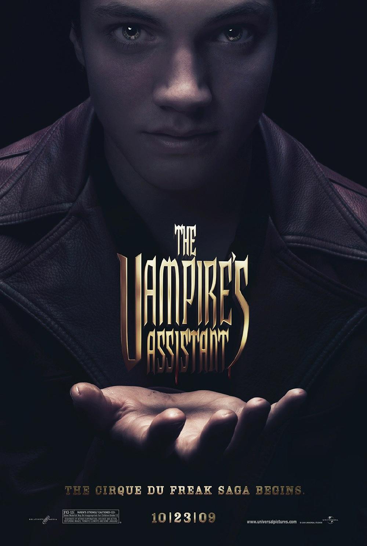 Universal Pictures - Chris Massoglia in Cirque du Freak: The Vampire's Assistant - Los Angeles, CA