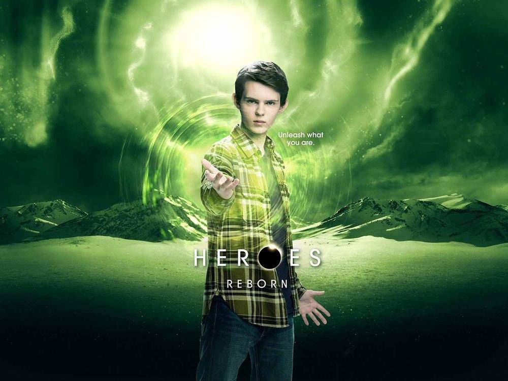 Heroes Reborn for NBC - Toronto, Candada