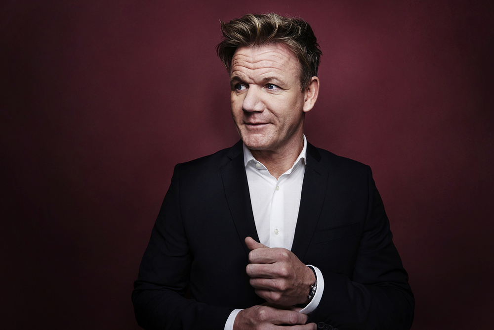 Gordon Ramsey - Los Angeles, CA