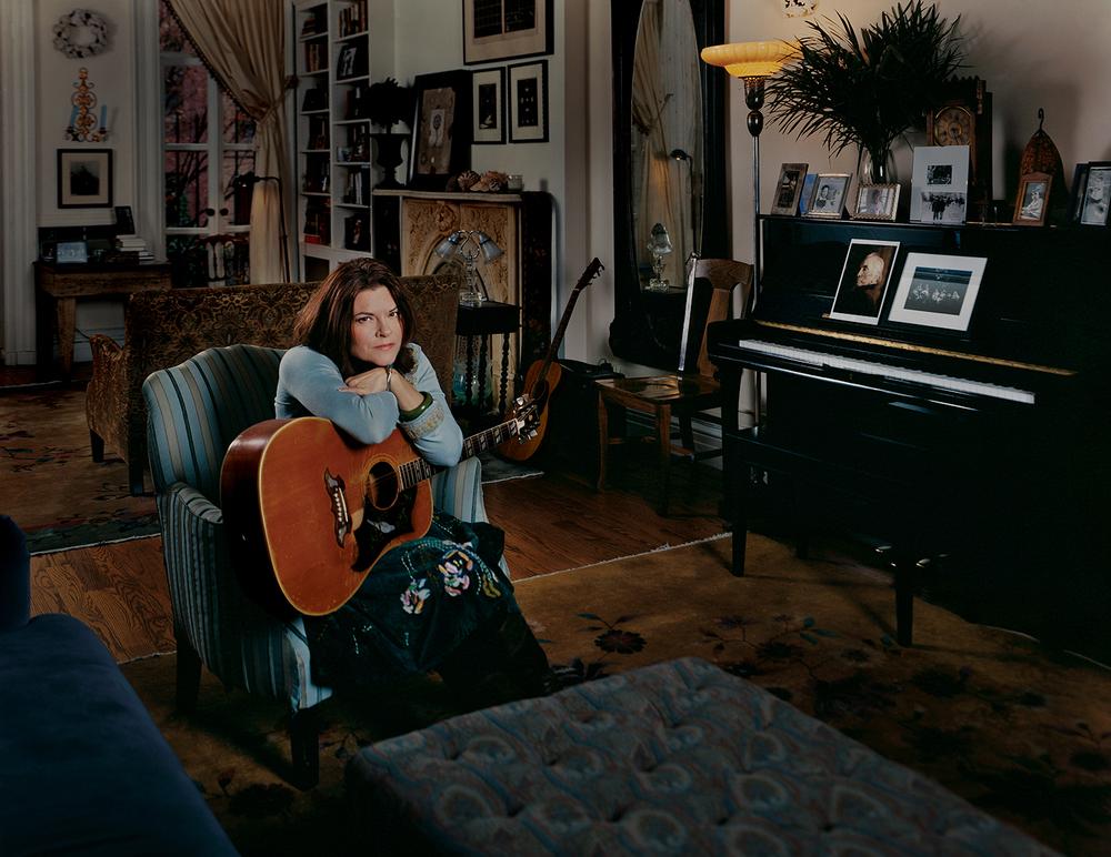 Rosanne Cash - NYC