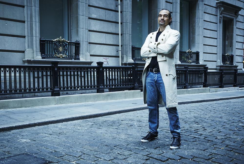 Javier Munoz - New York City