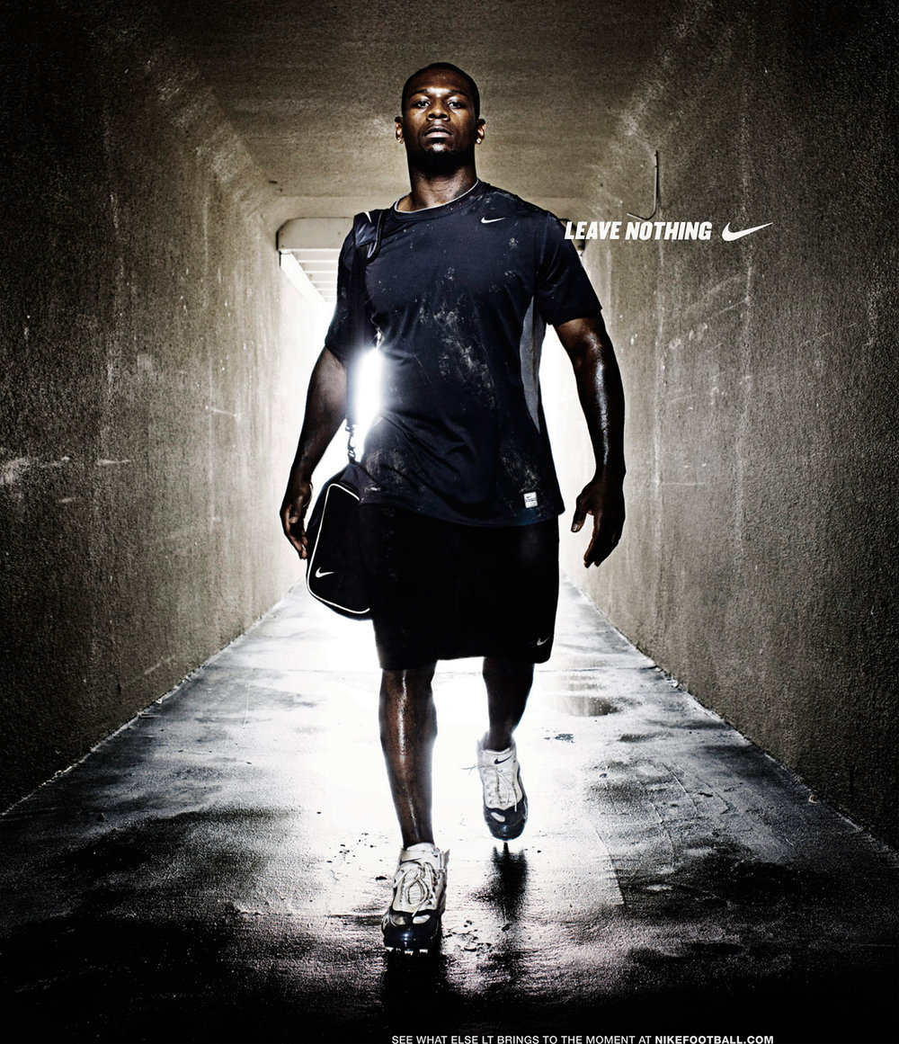 LaDainian Tomlinson for Nike - Pasadena, CA