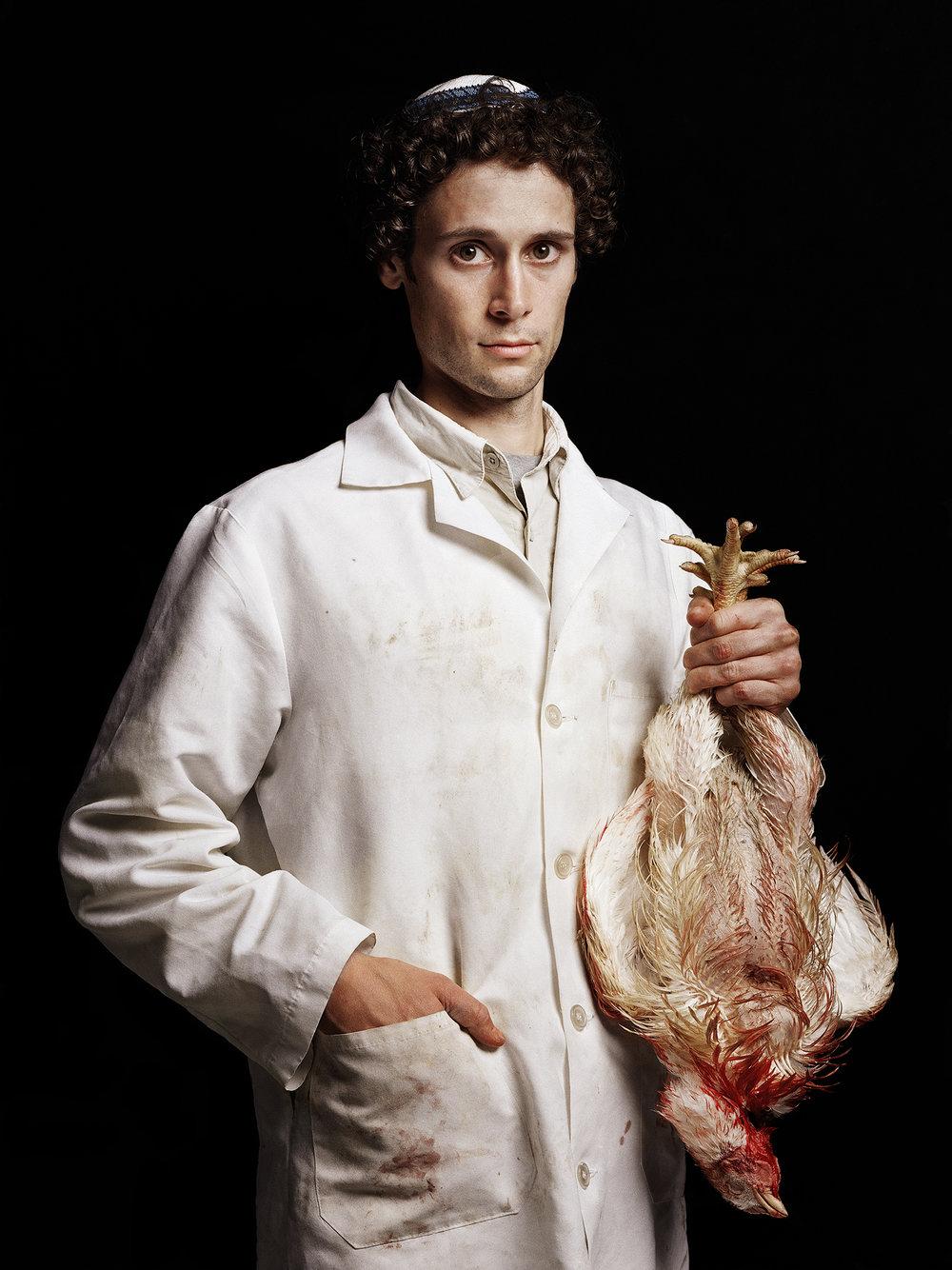 Andy Kastner, Kosher Butcher - New York City