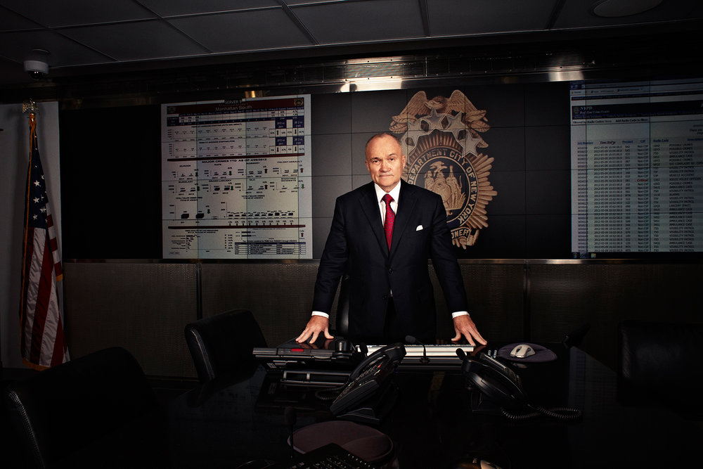 Ray Kelly, former NYPD Commissioner - New York City