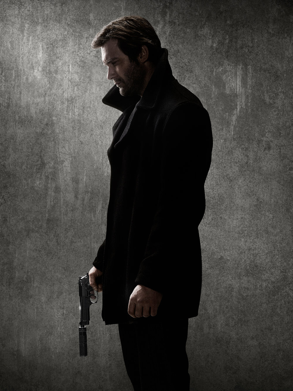 Clive Standen - for NBC's Taken - Montreal