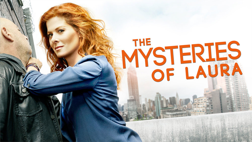 NBC - Debra Messing in Mysteries Of Laura - New York City