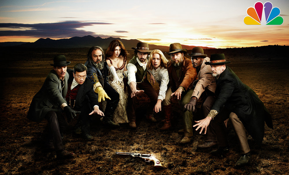 NBC - The Sixth Gun - Santa Fe, NM