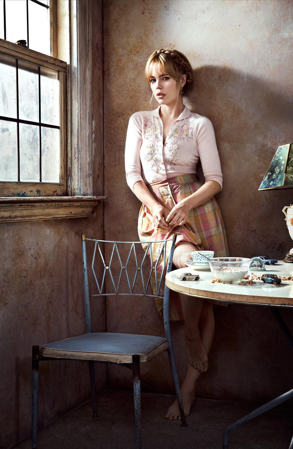 NBC - Melissa George in The Slap - Brooklyn, NY