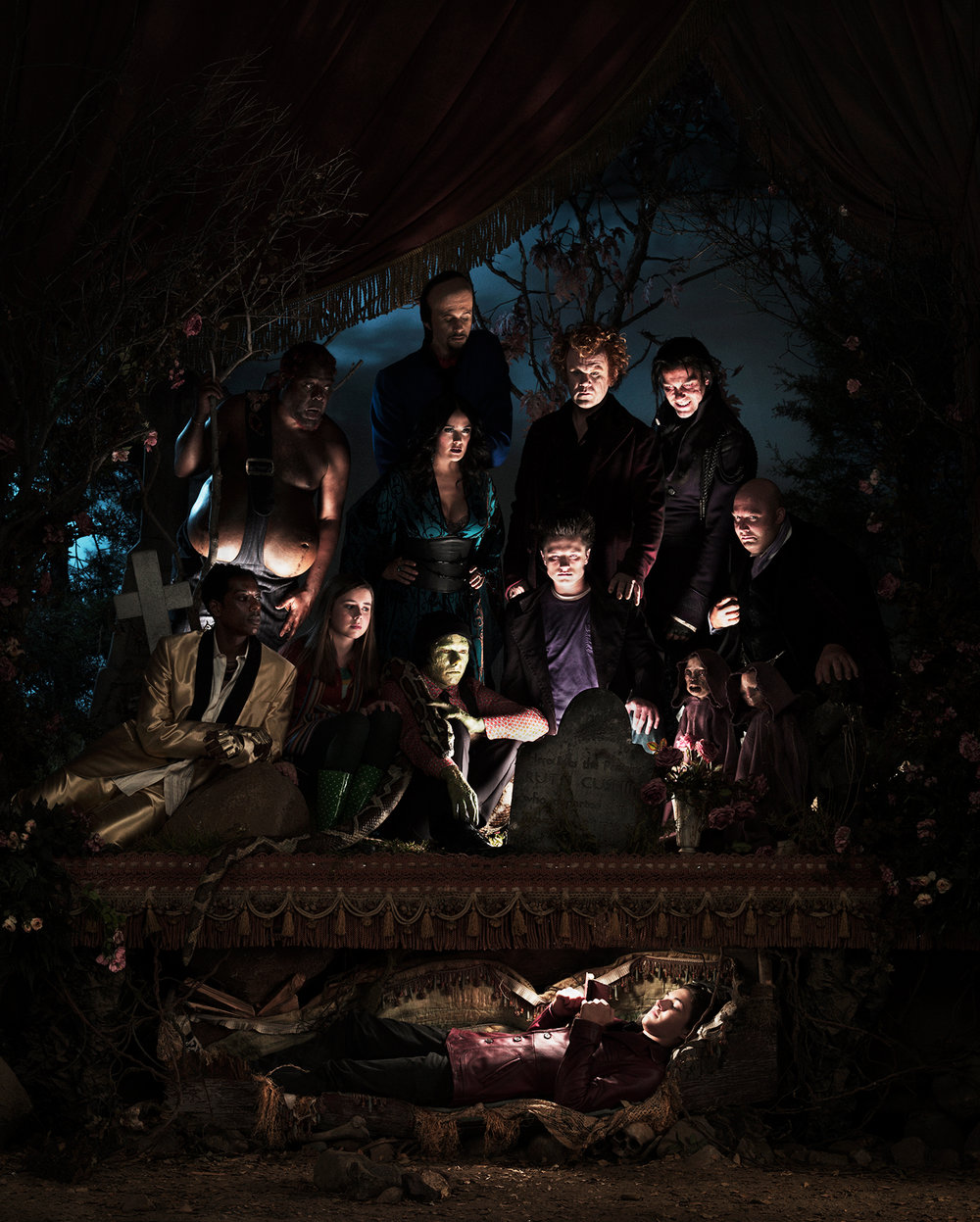 Universal Pictures - Cirque du Freak The Vampire's Assistant - Los Angeles, CA