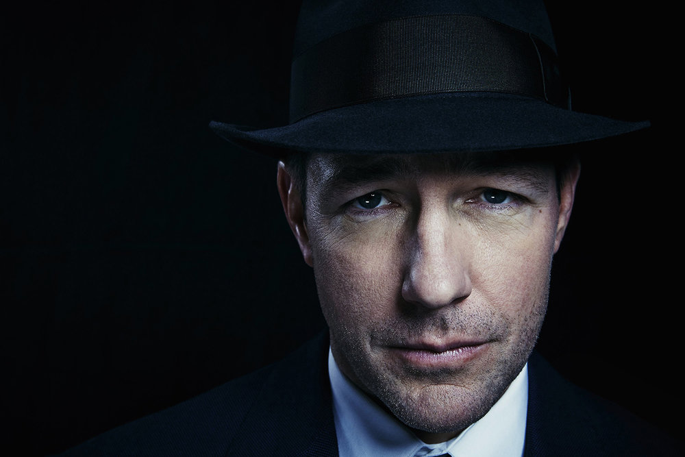 TNT- Edward Burns in Public Morals - New York City