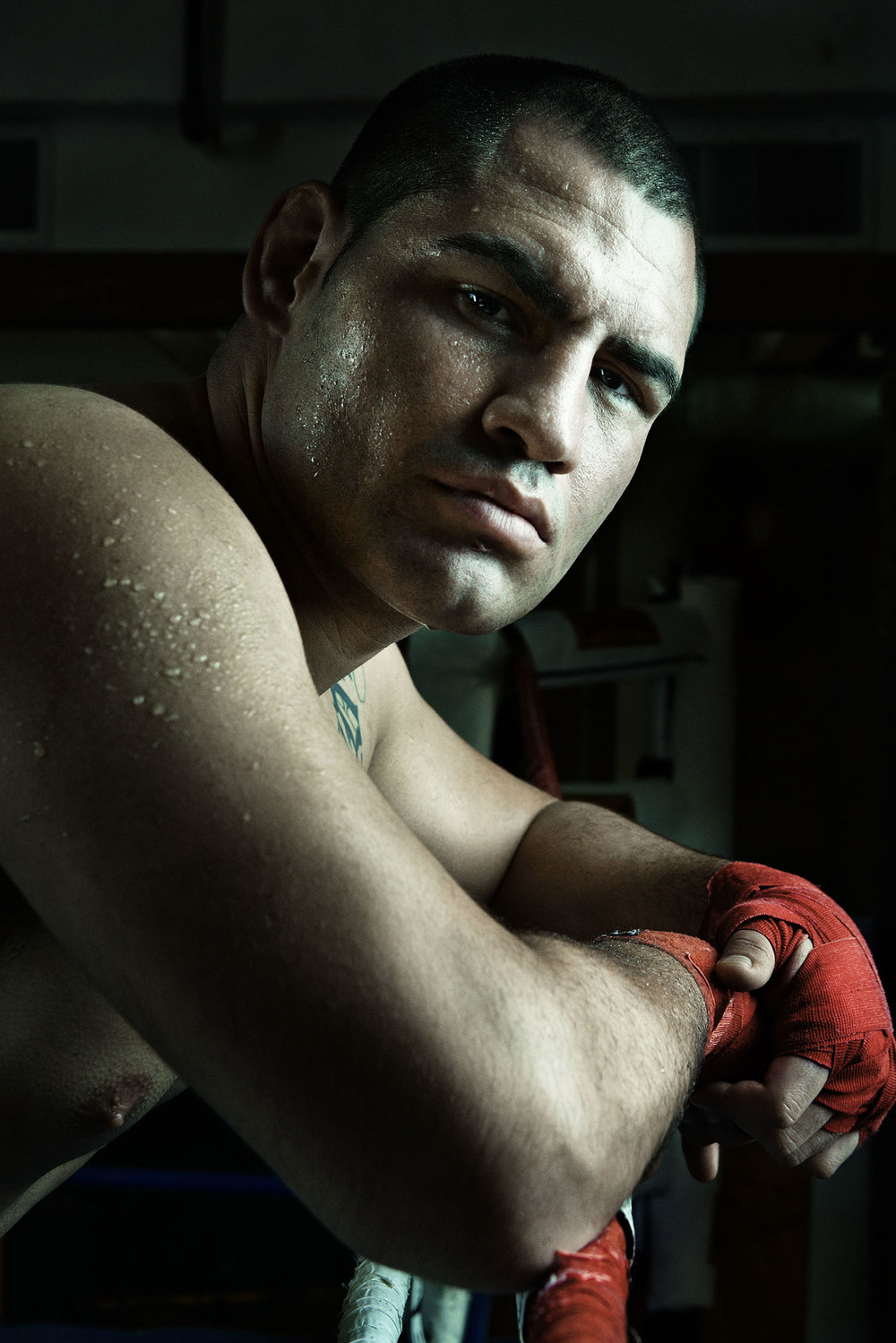 MMA Champion Cain Velasquez - New York City