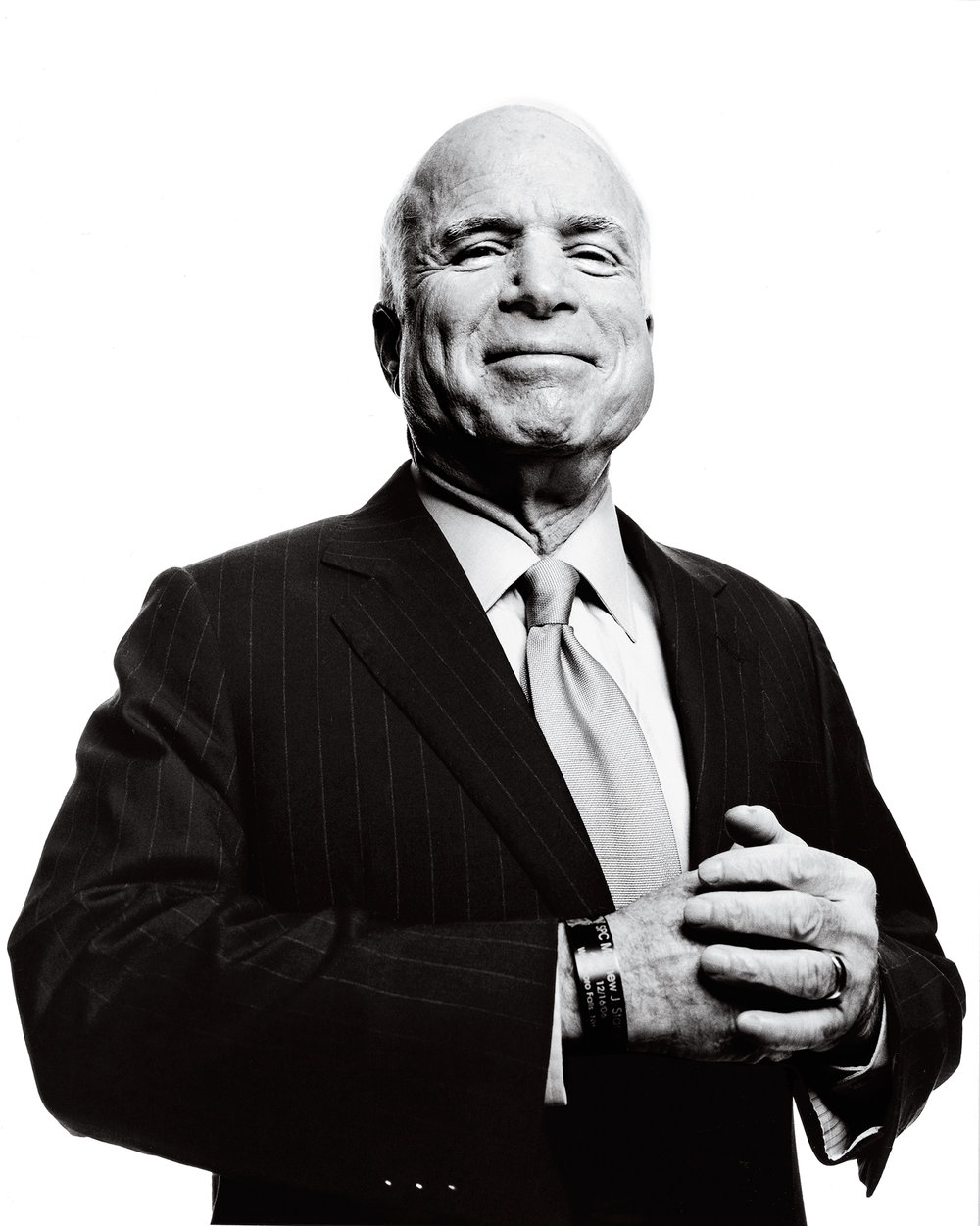 John McCain - Milwaukee, WI