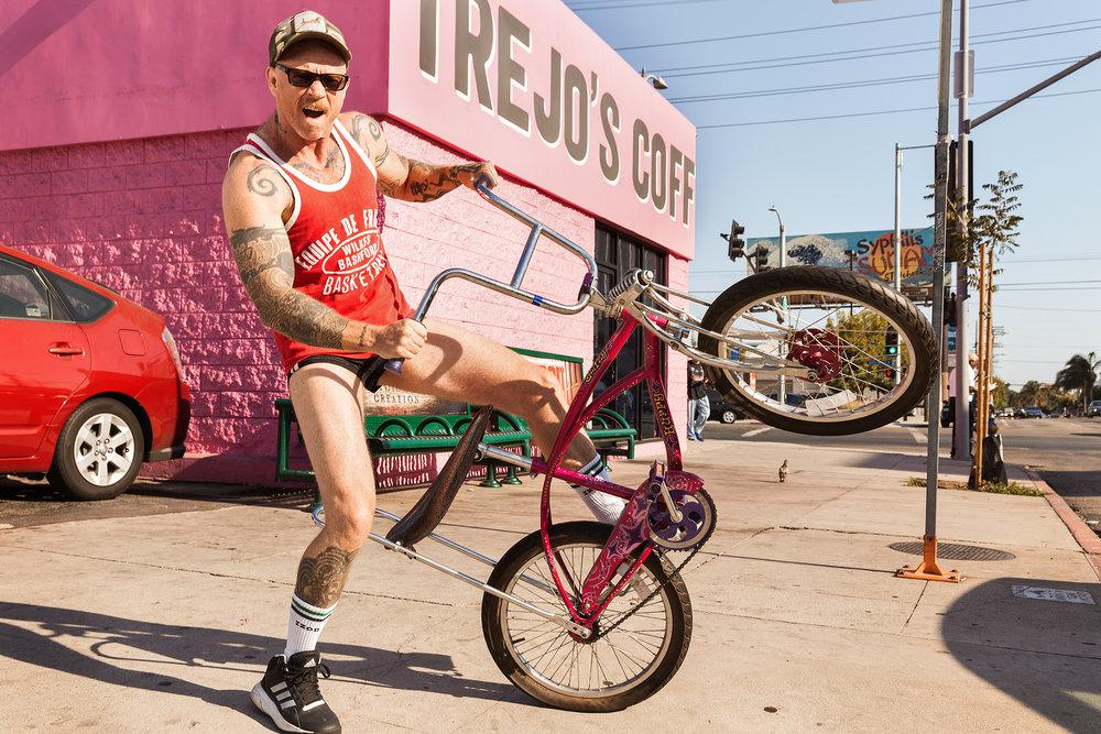 Buck Angel - Trangender Porn Star - Los Angeles, CA