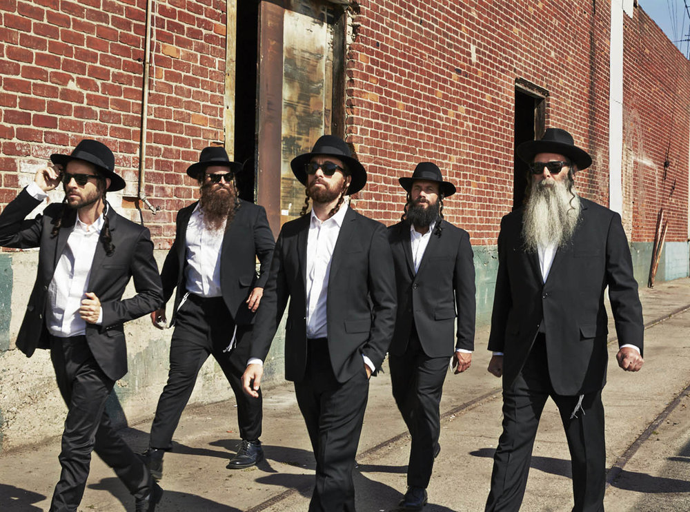 """""""The Orthodox Hit Squad"""" for GQ - Los Angeles, CA"""