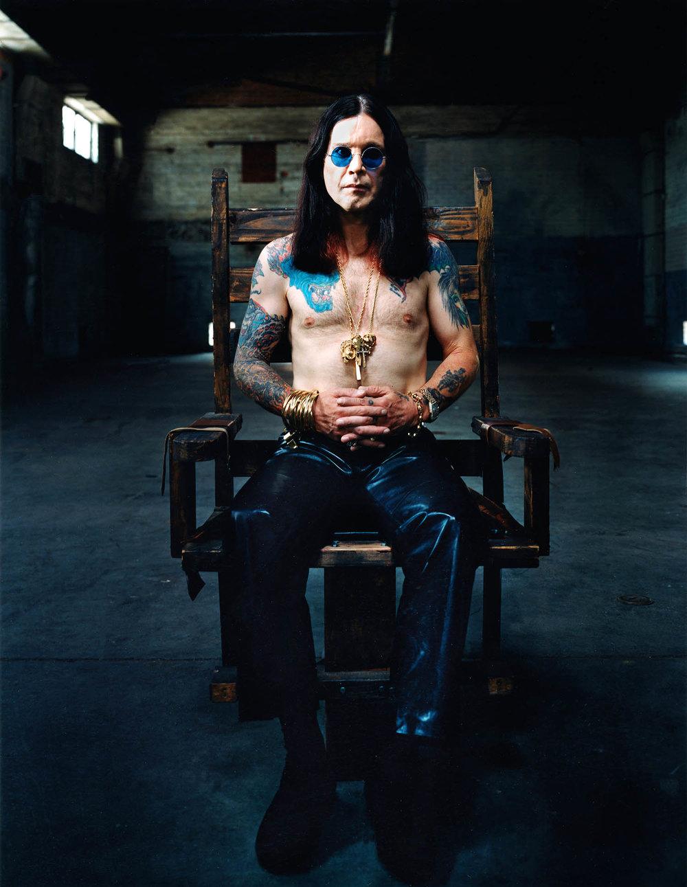 Ozzy Osbourne - Los Angeles, CA