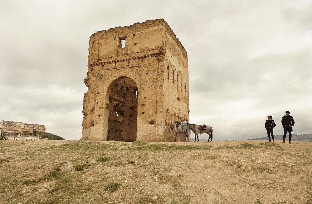 Tomb dei Merenidi - Fez, Morocco