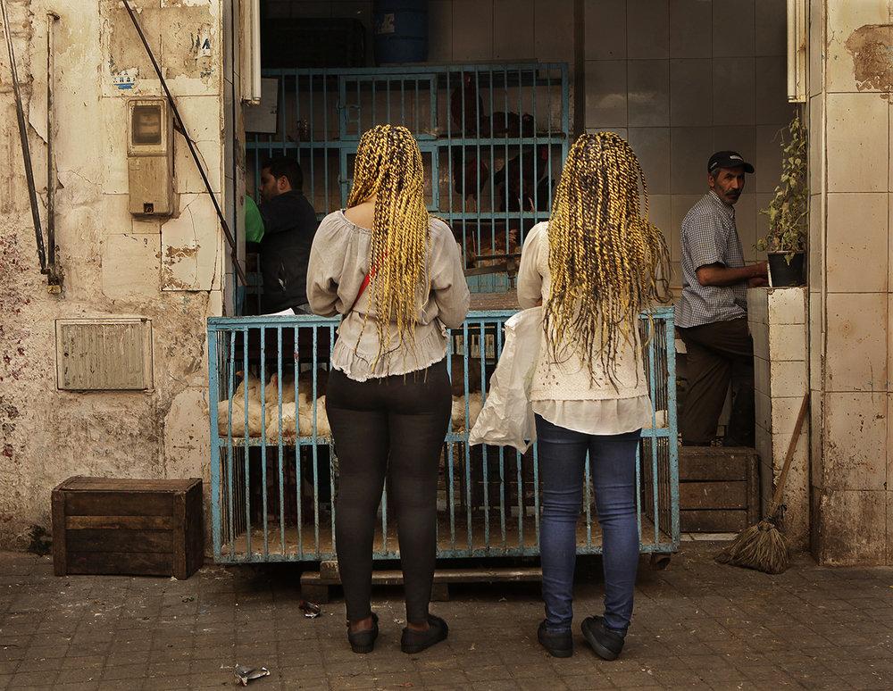 The Old Medina - Casablanca, Morocco