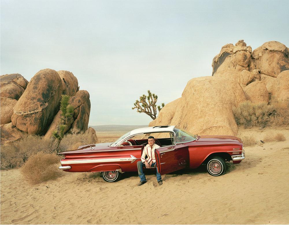 Carlos - Lowrider - Lancaster, CA