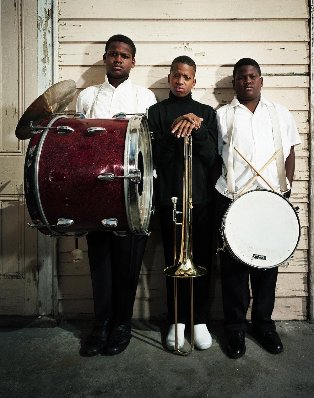 Trombone Shorty - 9th Ward - New Orleans, LA