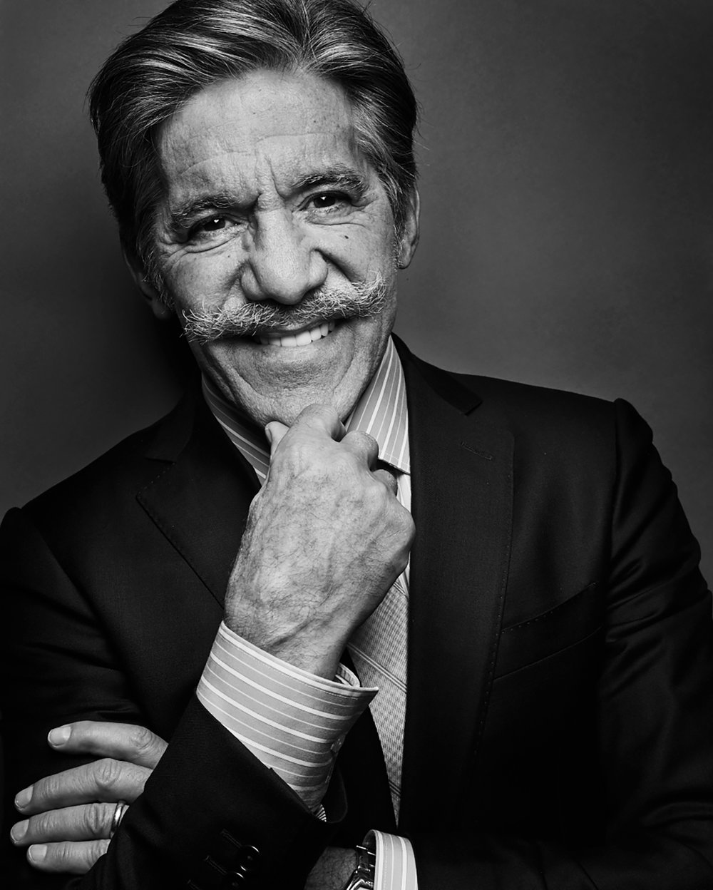 Giraldo Rivera - Los Angeles, CA