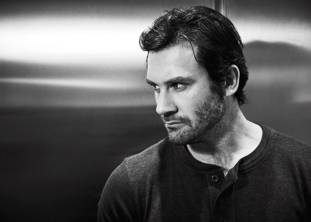 NBC - Clive Standen in Taken - Montreal, Canada