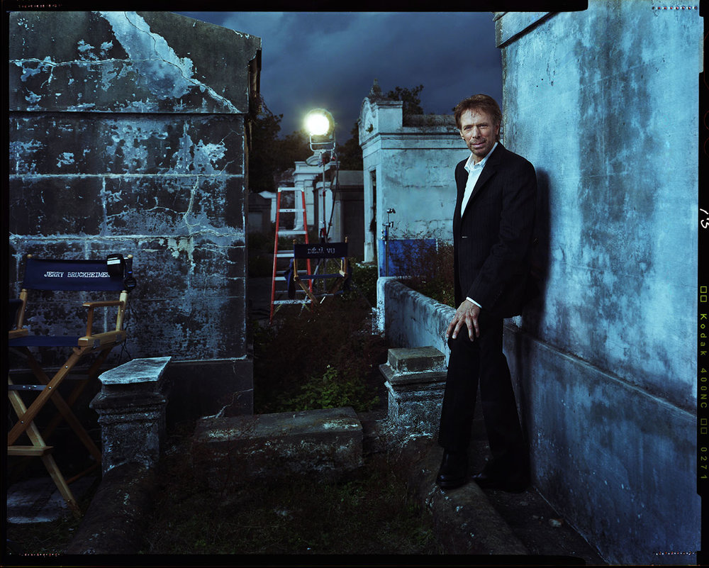 Jerry Bruckheimer - New Orleans, LA