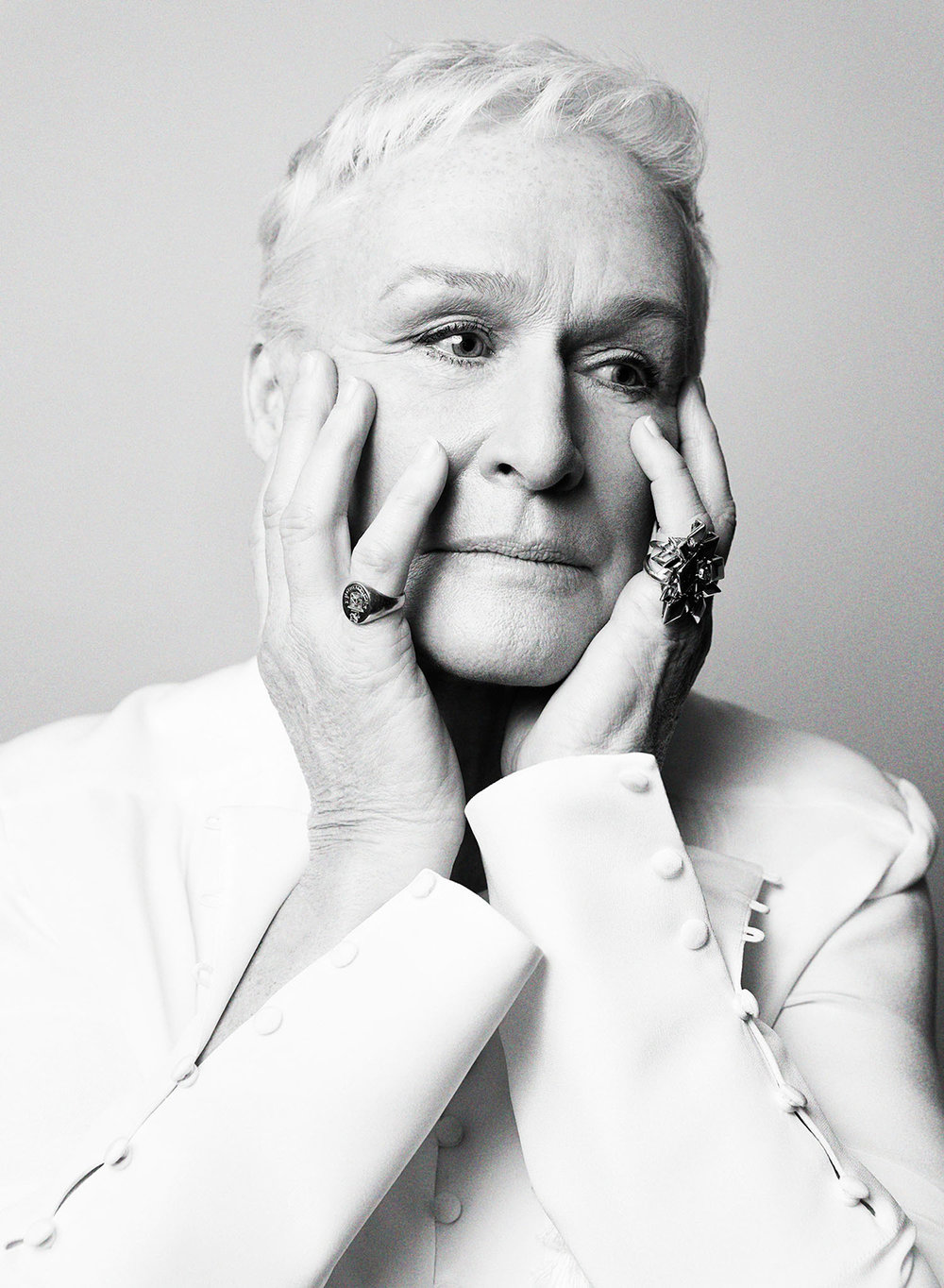 Glenn Close - New York City