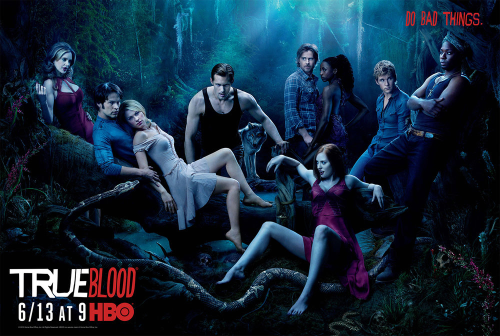 HBO - True Blood - Los Angeles, CA