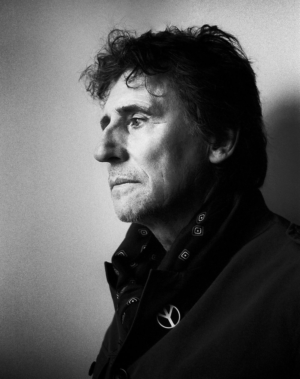 Gabriel Byrne - New York City