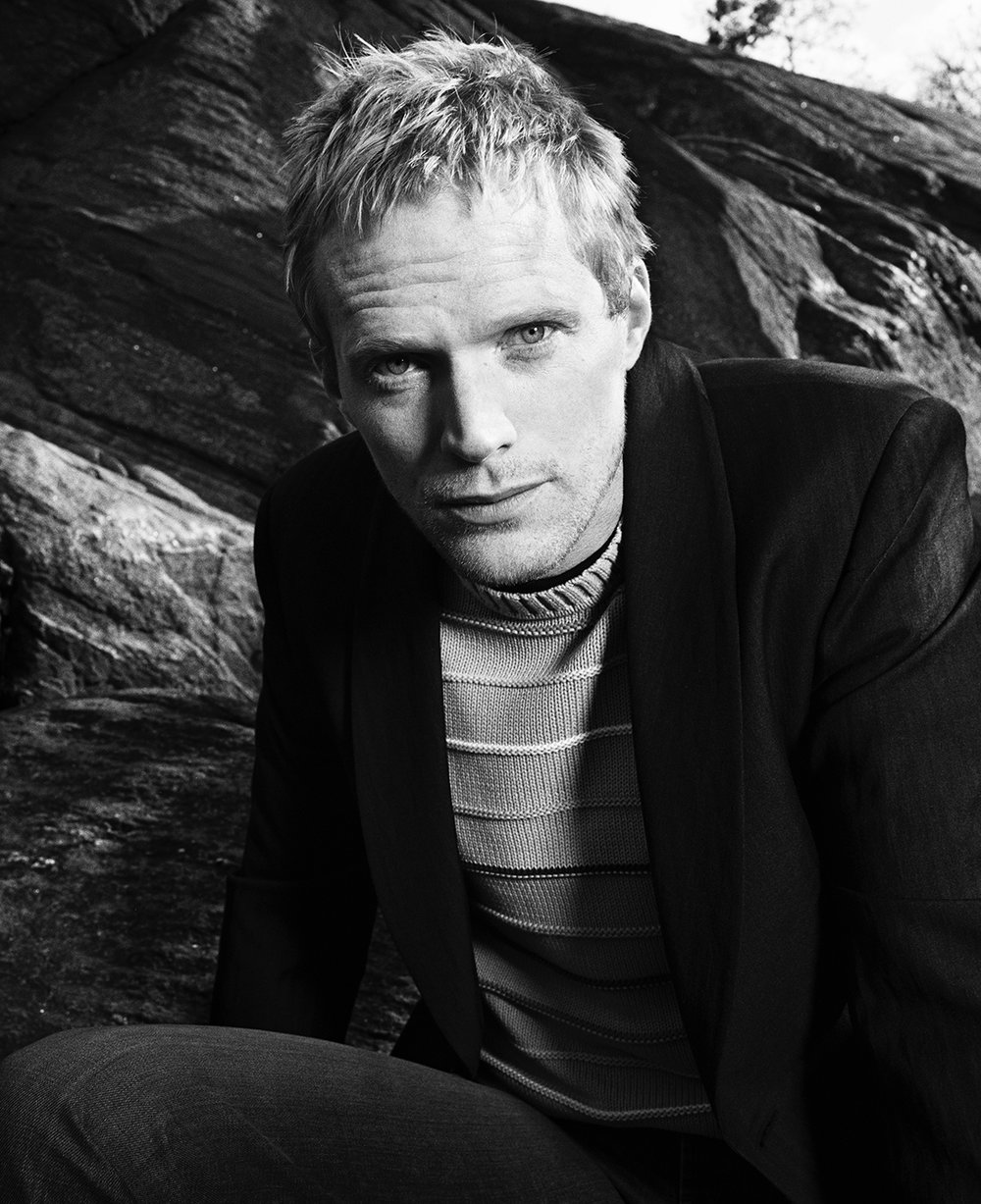 Paul Bettany - New York City