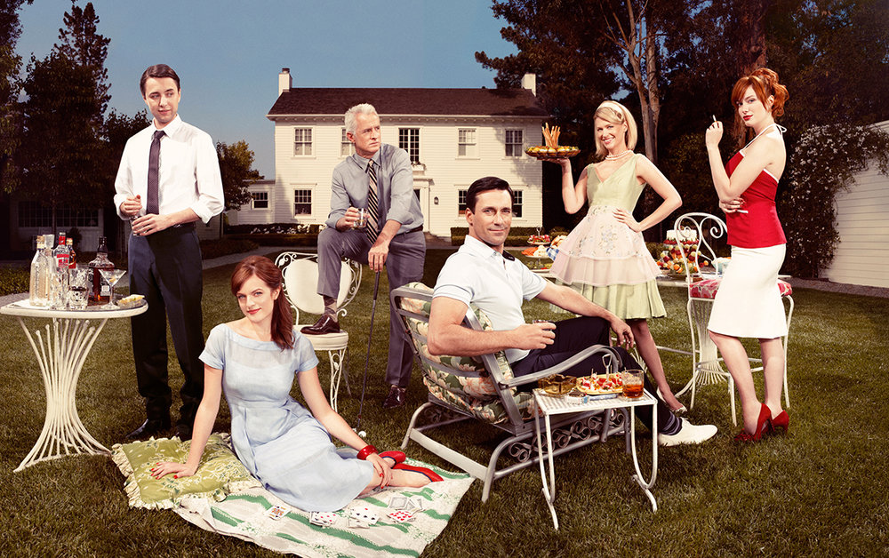 Cast of Madmen - Los Angeles, CA