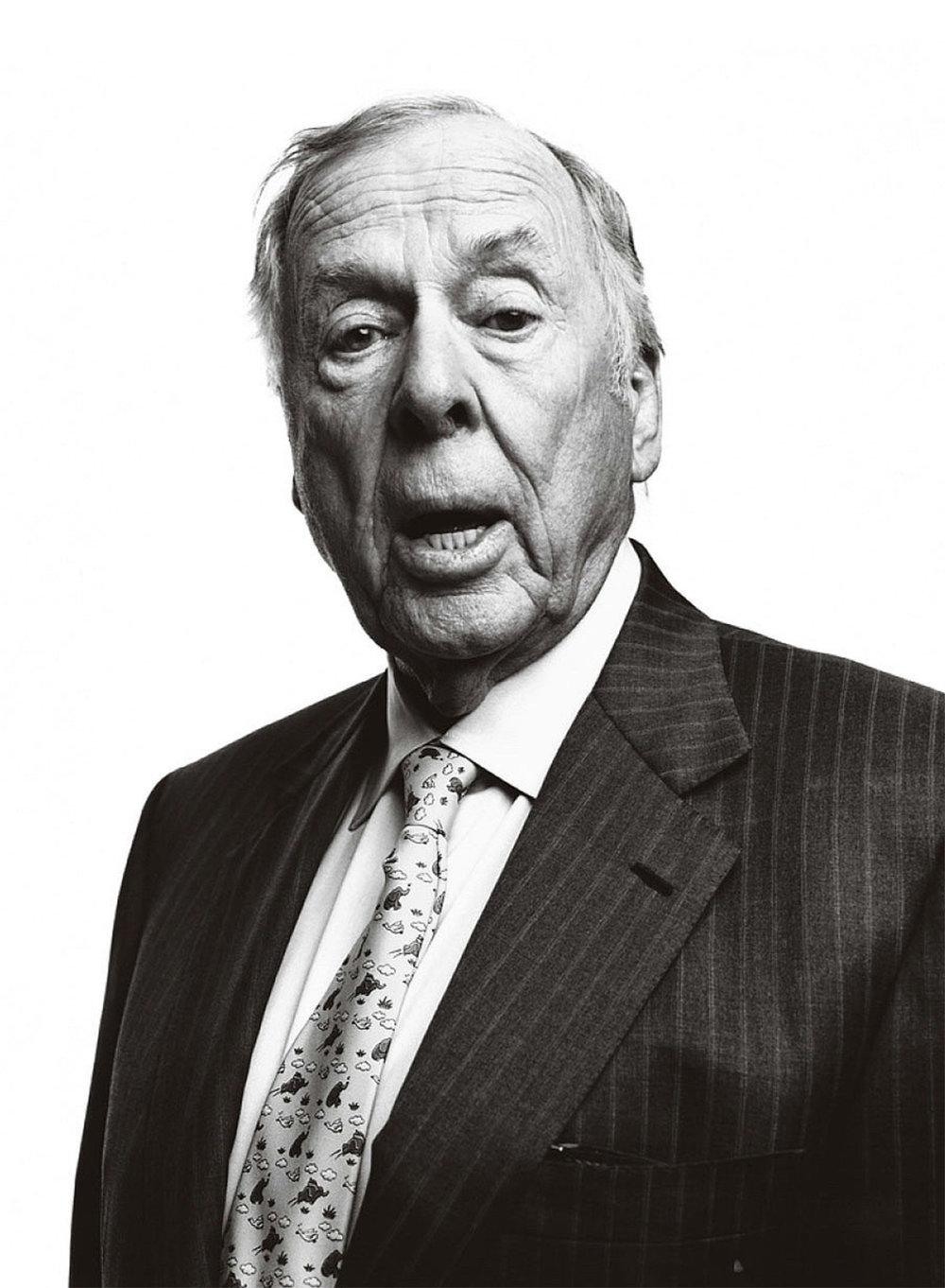 T Boone Pickens - Pampa, TX