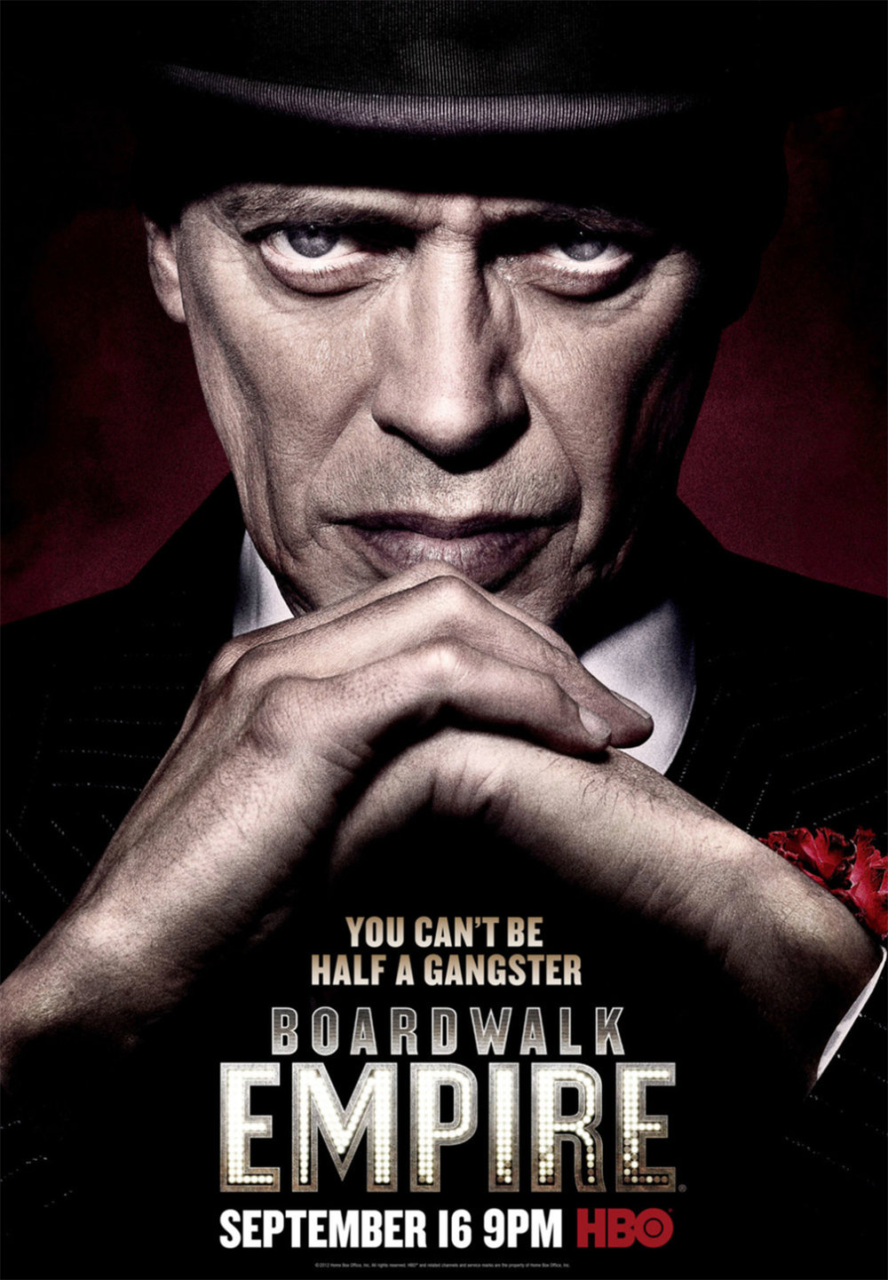 HBO - Steve Buscemi in Boardwalk Empire - Brooklyn, NY