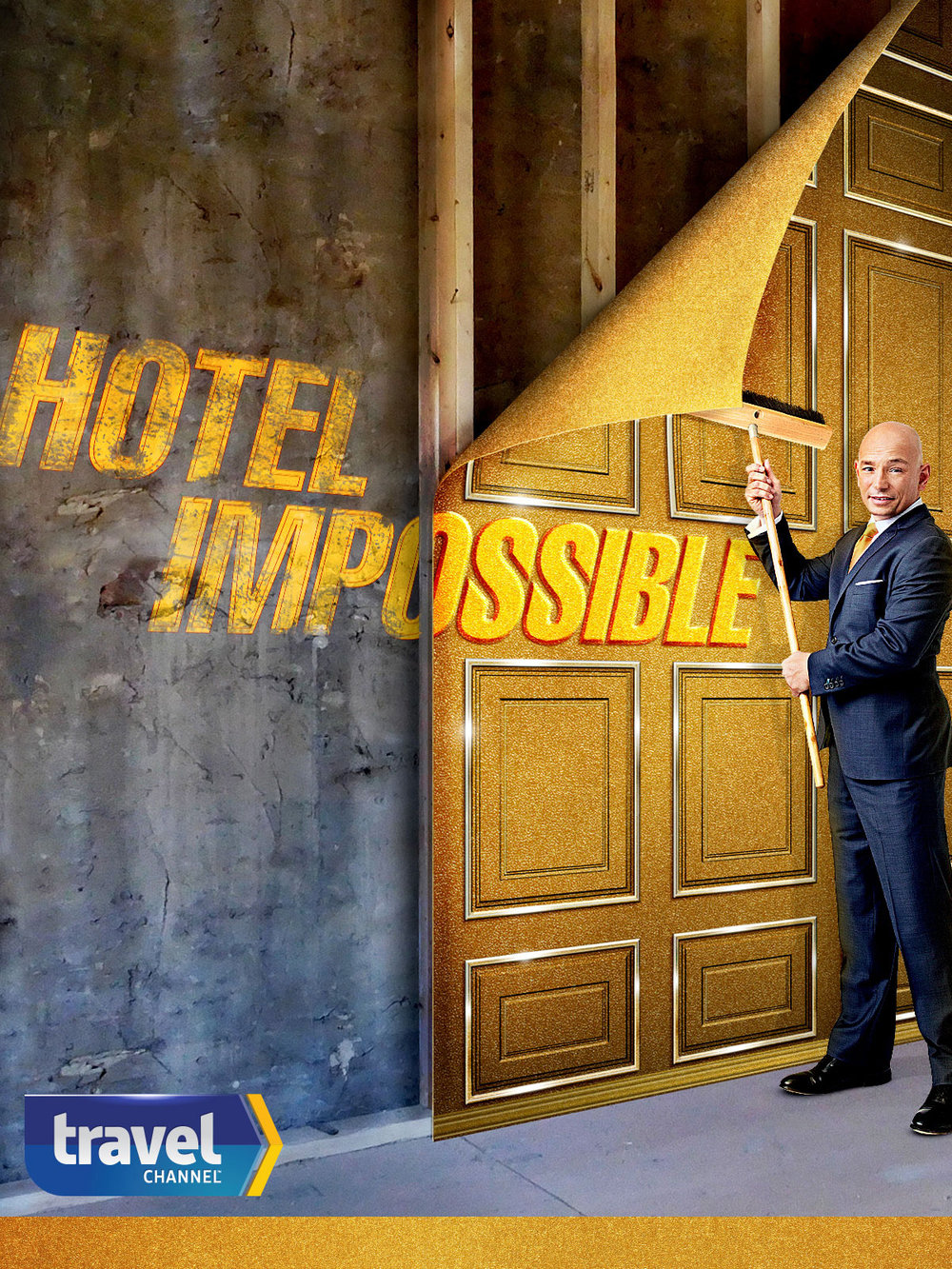 Travel Chanel - Hotel Impossible with Anthony Melchiorri - New York City