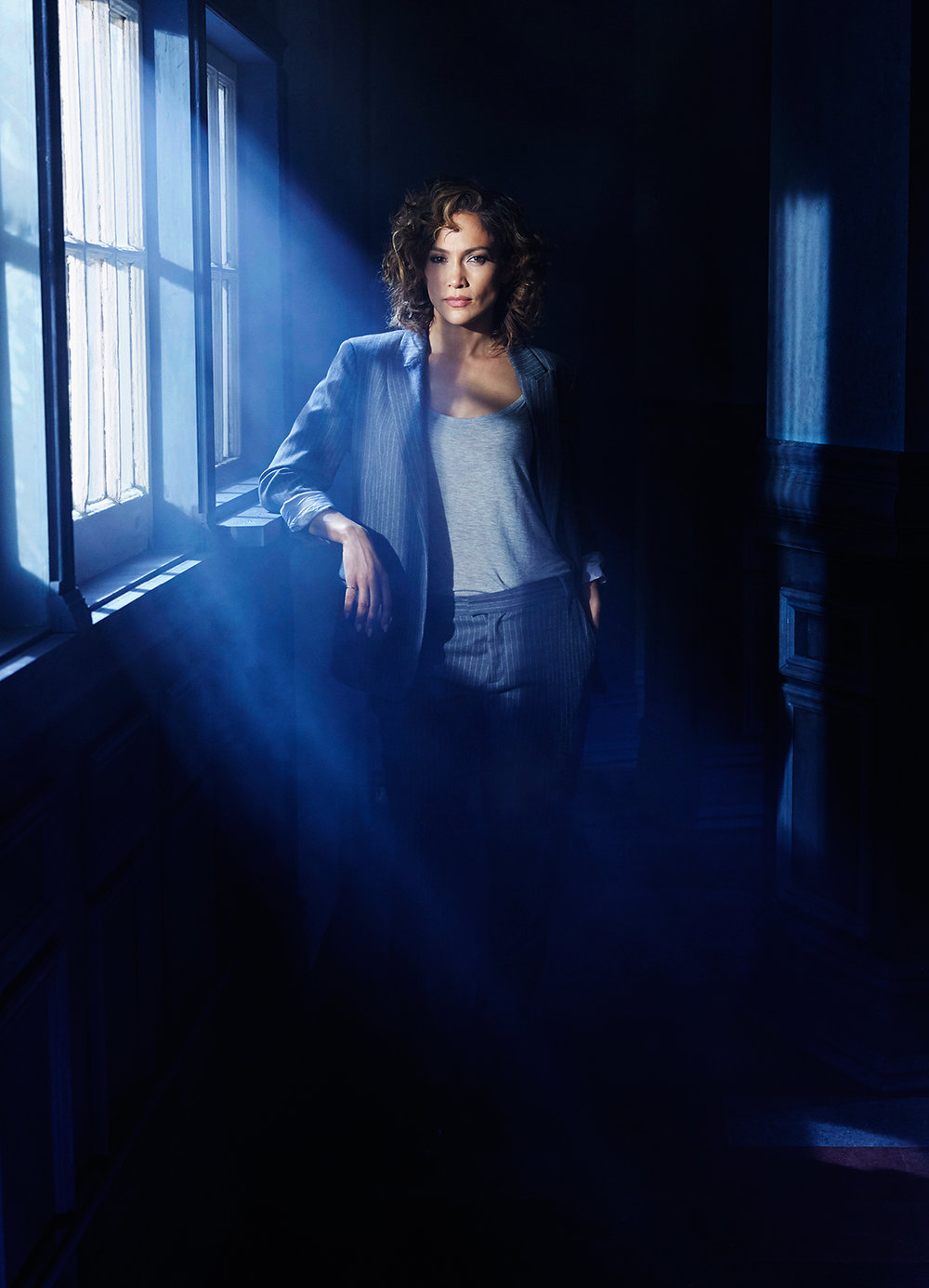 NBC - Jennifer Lopez in Shades Of Blue - New York City